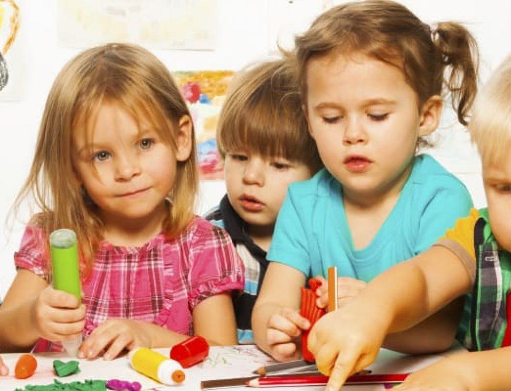 Razvijajte kreativnost kod svog mališana